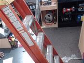 """BAUER INTERNATIONAL Ladder 6"""" FIBERGLASS LADDER"""